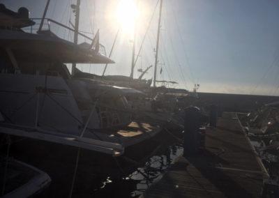 molo-barche